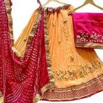 Why Bandhej Sarees and Lehangas Never Go Out of Style?